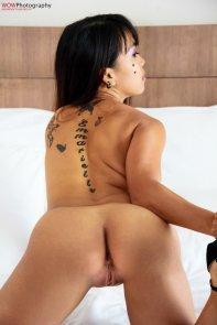 erotic back tattoo