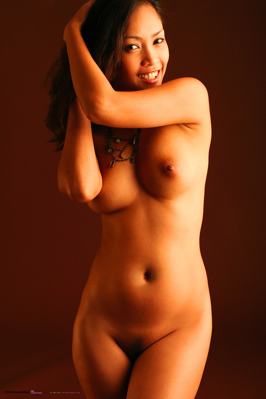 Beautiful nude filipina most