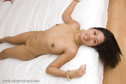 naked on bed