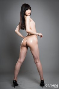 Shino Aoi oil nudes