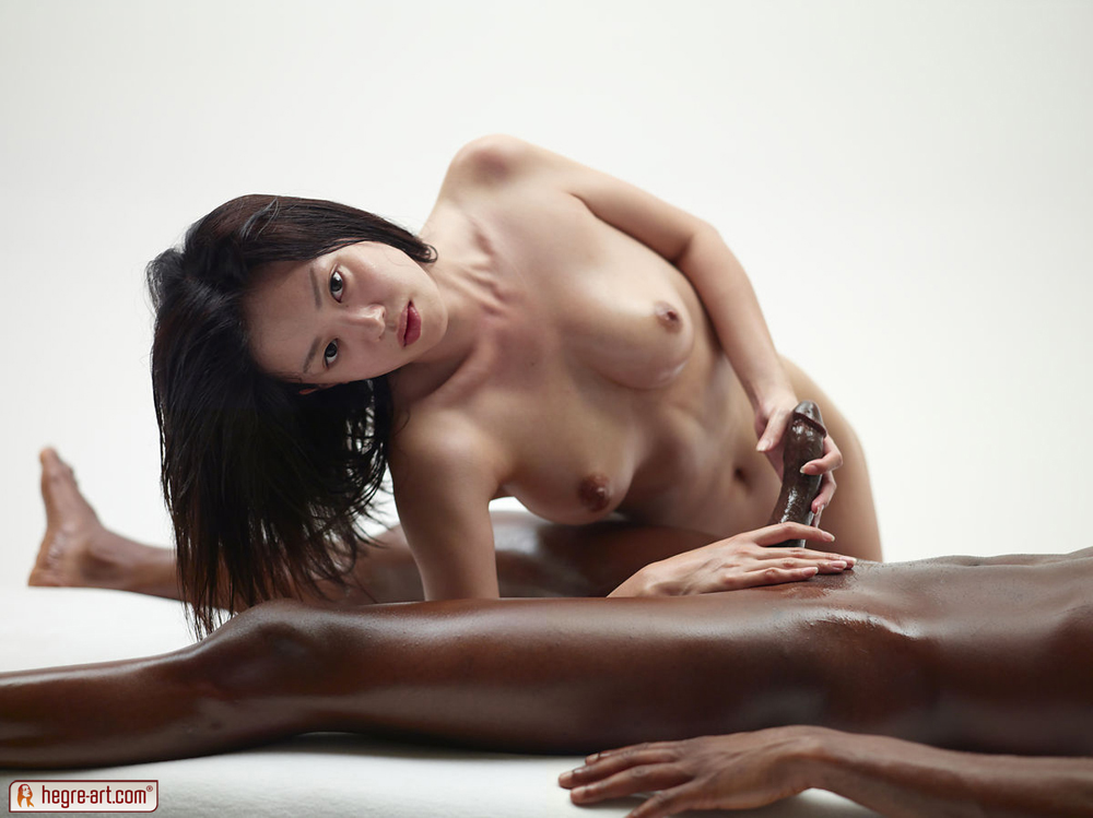 Multi orgasmic erotic massage with oil - 5 6