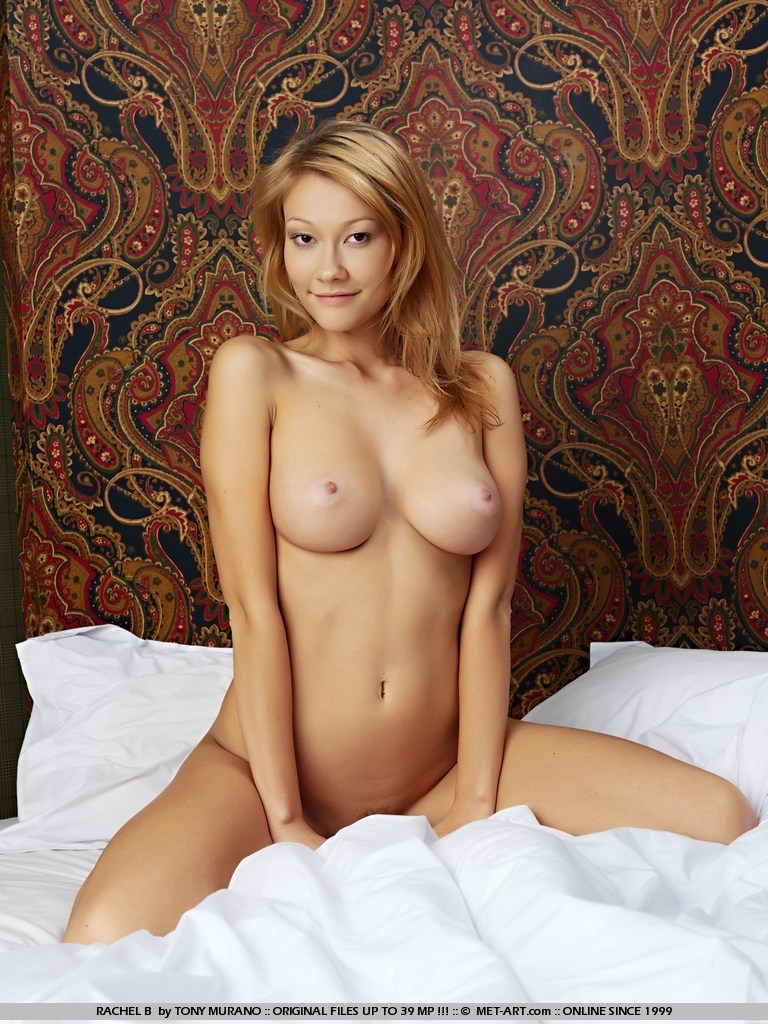 Nudes Of A Blonde Russian-Asian Bombshell-3068