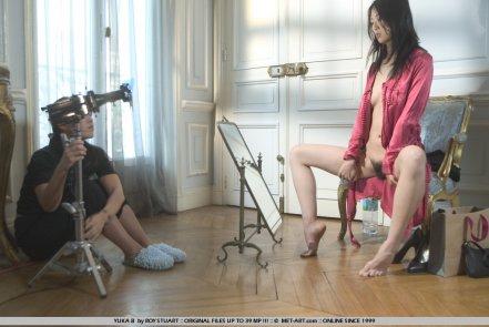 Vietnam model in Paris