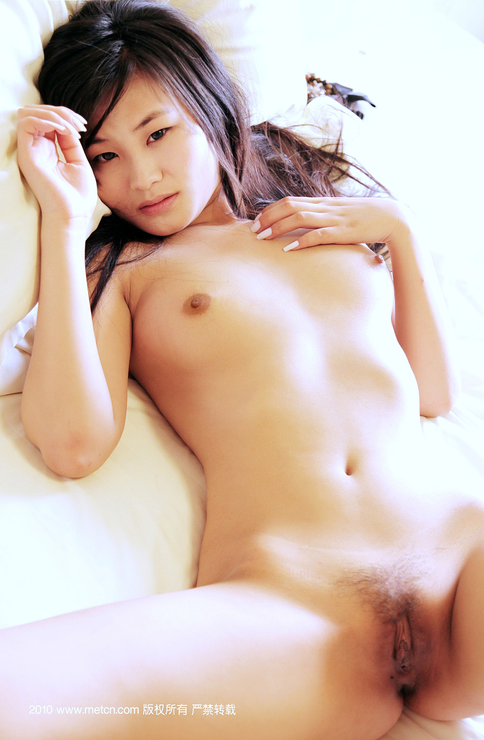 First Chinese Nude Art Model-1102
