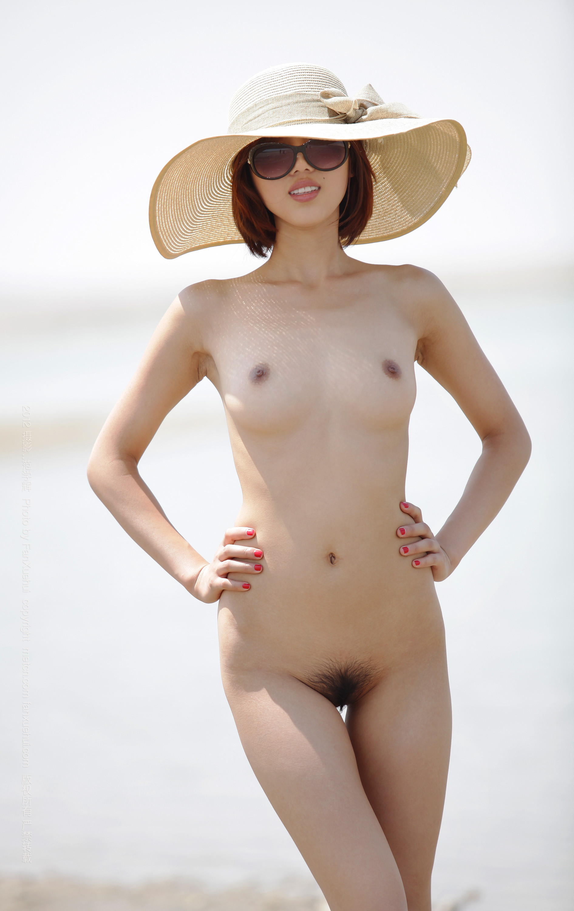 Outdoor Naked Photos Of Xia Bing
