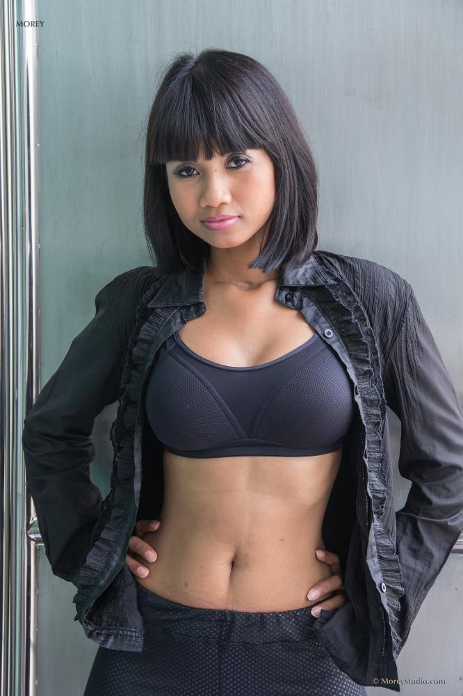 Thail Freelance Model Xanny Almost Naked-9362