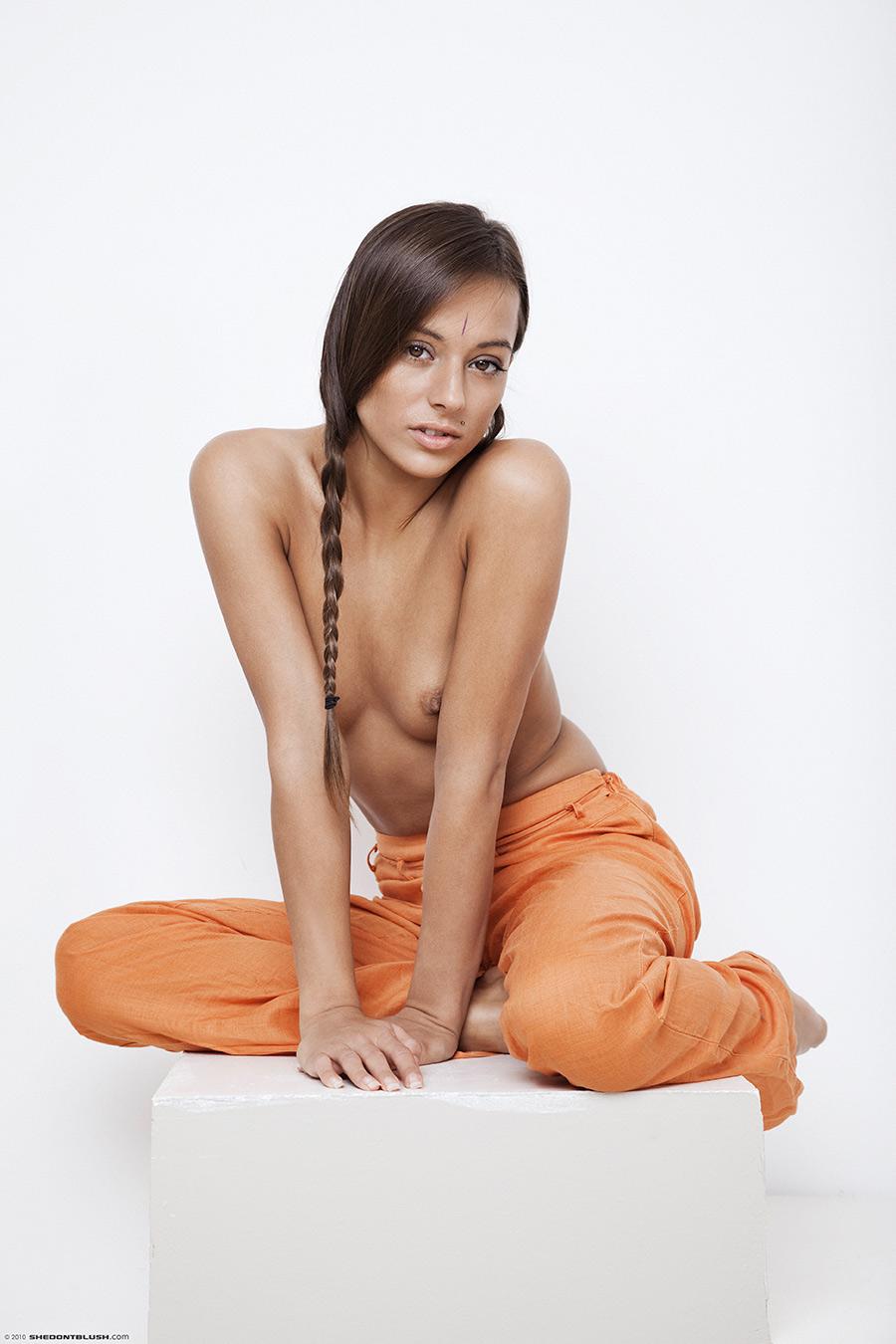 Nude Art Indian