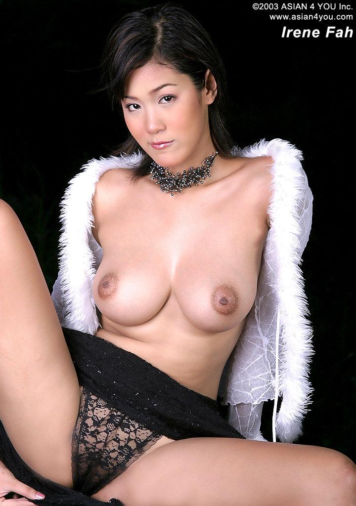 Asian 4U Cutie Irene Fah