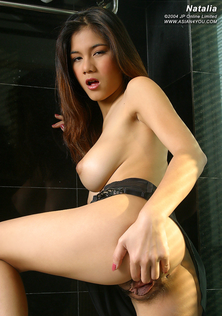 french asian babe nude