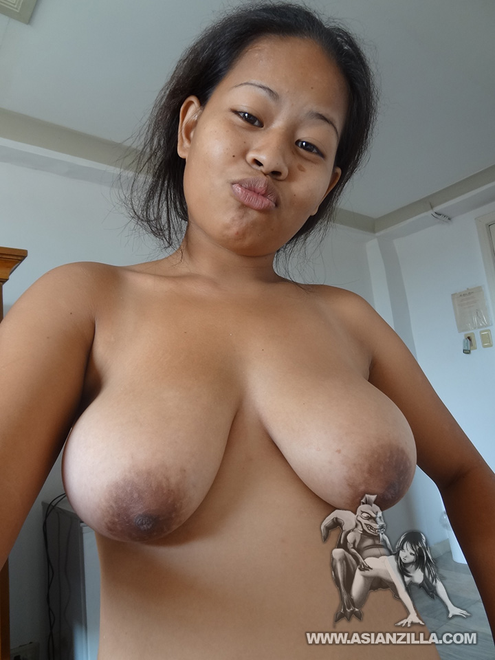 Wild hardcore fat pinay naked