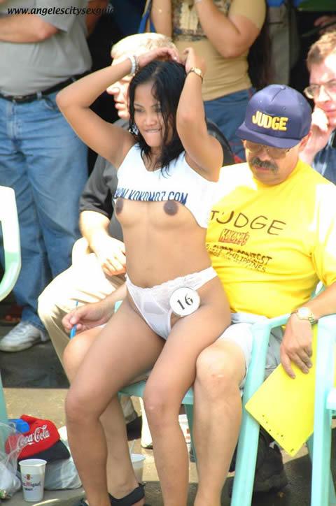 Amateur wet tshirt contest ponderosa 2012 - 2 6