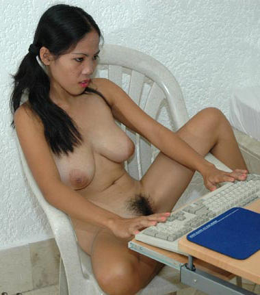 hairy asian camgirl