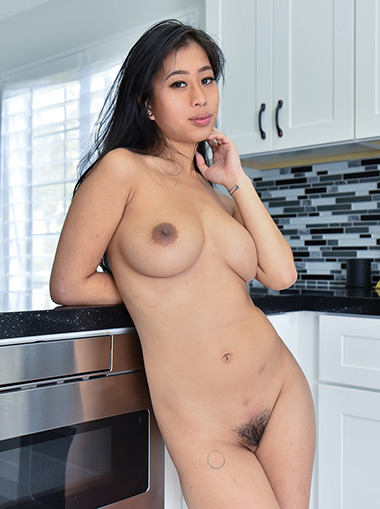 New asian porn star