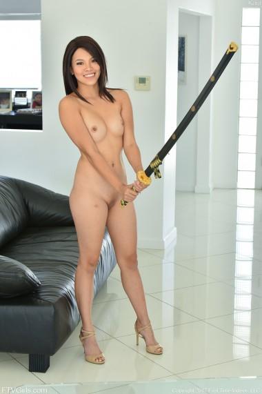 Naked Samurai