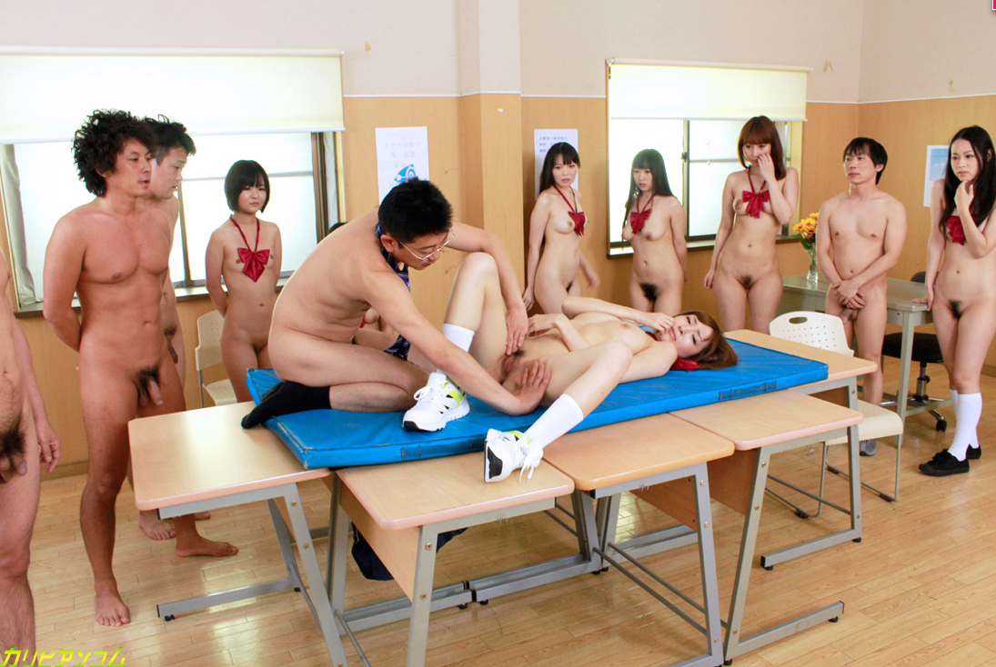 vietnamese school girls class